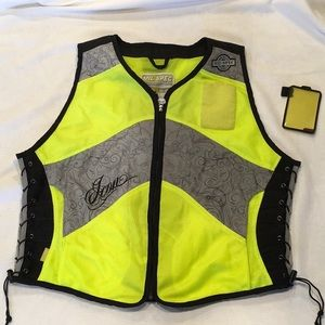 ICON Mil Spec Neon High Visibility Vest